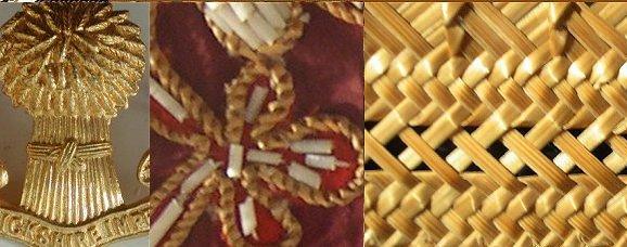 Guild of Straw Craftsmen - 7 Straw Flat Plait